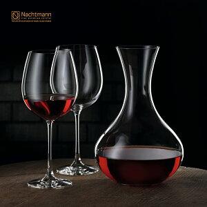 【ナハトマン公式】<ヴィヴェンディ プレミアム> デカンタセット(3個入)98057【ラッピング無料】Nachtmann ワイングラス デキャンタ