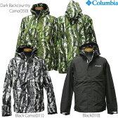 送料無料 コロンビア Columbia ジャケット JACKET Fontana Bark 2 PM3934 ダークブラック ブラック 黒 メンズ