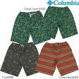 送料無料 コロンビア Columbia ショーツ SHORTS Hidden Lakes グリーン 緑 コール サンセットレッド 赤 メンズ セール SALE