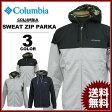 送料無料 コロンビア Columbia スエット ジップパーカ Incline conquest Jacket ZIP PARKA スポーツウェア グレー ネイビー メンズ