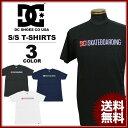 ディーシー シューズ Tシャツ DC SHOES MINIMAL T-SHIRTS 半袖 ブラック 黒 ホワイト 白 ネイビー メンズ レディース