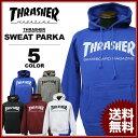 スラッシャー THRASHER トレーナー パーカー MAG LOGO プルオーバーパーカ メンズ レディース 裏起毛 全5色 S-XXL