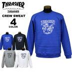 スラッシャー THRASHER トレーナー LOVE AFFAIR CREW SWEAT クルースエット メンズ レディース 裏起毛スウェット 全4色 S-XL
