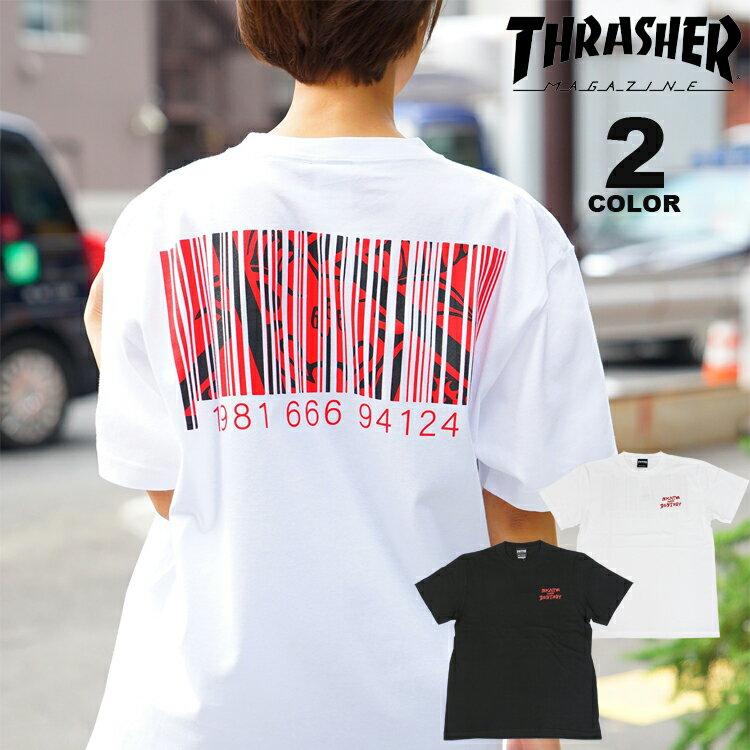 トップス, Tシャツ・カットソー  T THRASHER GOAT CODE SS T-SHIRTS TEE 2 S-XL