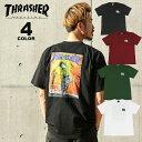 【公式】【取扱店限定】 スラッシャー Tシャツ THRASHER SEP 87 S/S T-SHIRTS プリントTEE バックプリント ...