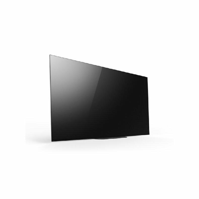 【送料・標準設置費用込】4K 有機ELテレビ ソニー SONY KJ-77A9G ブラック 77インチ ブラビア BRAVIA 高音質 オブジェクト型超解像 センタースピーカーモード