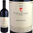 Peter Michael Winery Les Pavots Estate Red Bordeaux Blend Knights Valley [2010] / ピータ...