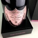 Moet Chandon Dom Perignon Rose [2000] 【Limited Edition ギフトBOX入】 / ドン・ペリニヨン ロゼ メタリック パープル [FR][WA96][ロゼ泡][20u]