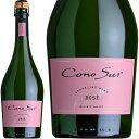 Cono Sur Sparkling Wine Rose [NV] / コノスル スパークリングワイン ロゼ [CL][ロゼ泡]