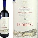 Tenuta San Guido Le Difese [2012] / レ・ディフェーゼ [IT][赤][C]