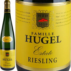 Famille Hugel Riesling Estate [2011] / ファミーユ ヒューゲル リースリング エステート [FR][白]