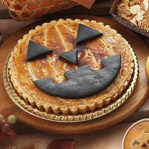 【秋の収穫祭2014】お化けかぼちゃのタルト /リーガロイヤルホテル