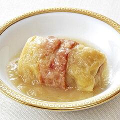 こだわりロールキャベツをお手軽で食べやすいミニサイズで 食べくらべできる1/2サイズの ミニ...