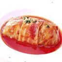 特別にブレンドした牛肩ロース挽肉をホテル特製トマトソースで 当店リピート最多の旨味たっぷりとろける ロールキャベツ(特製ビーフ仕上げ)【リーガロイヤルホテル】