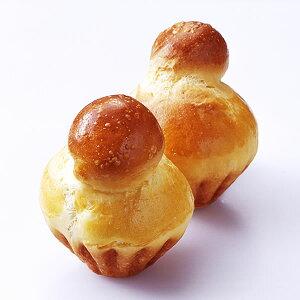 風味豊かで、ふんわりやわらかなプチお食事パン ブリオッシュ・ア・テット(1個)/リーガロイ...