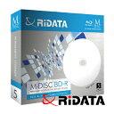 【2月初旬発売予定!】ライテック製/RiDATA/M-DISC BD-R/4倍速/25GB/5枚パック
