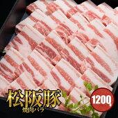 【送料無料】三重県松阪市産スライス松阪豚ロース400gギフト化粧箱入りお中元お歳暮内祝い誕生日肉父の日卒業祝い入学祝い国産ブランド肉