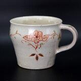 大きいMug・色絵・マグカップ夫婦茶碗贈り物ギフト