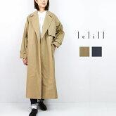lelill レリル オールウェザートレンチ 591-0110101
