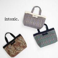 intoxic. イントキシック BASIC TOTE  HD-043