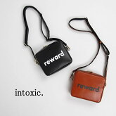 intoxic. イントキシック レザーミニショルダーバッグ  MO-005