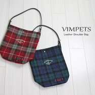 VIMPETS ヴィムペッツ レザーショルダーバッグ  MV177744