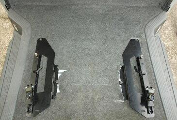 200系ハイエース2/4WD用[標準ボディS-GLのみ]Rim-セカンドシートレールキットV2◆車検不可商品◆代引注文不可商品◆2018年7月末より販売開始