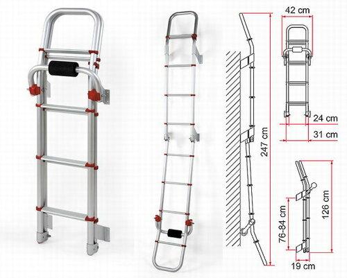 FIAMMAオプションパーツ・DELUXE 8/ラダー