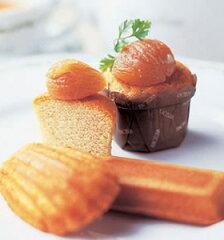 大粒のマロンがのった銘菓ガトーモンブランANGELINA(アンジェリーナ) 焼菓子詰合せ