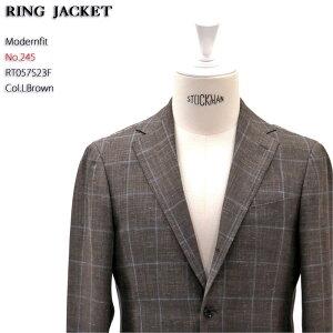 RINGJACKET(リングヂャケット)ModelNo-248SOLBIATI3Bジャケット【ネイビー】