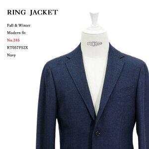 RINGJACKETリングヂャケットModelNo-184HS-172HPIACENZAピアツェンツァ3Bスーツ【ブラウン】