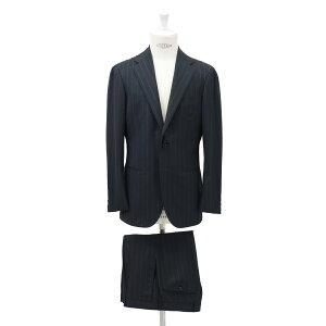RINGJACKETリングヂャケットModelNo-253EHS-172HHIGHTWIST3Bスーツ【ストライプ・ネイビー】