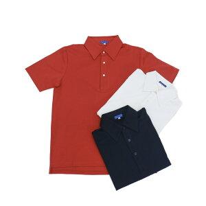 RINGJACKETリングヂャケットポロシャツ【ネイビー/ホワイト/レッド】