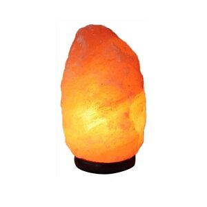 ヒマラヤ岩塩ランプ 1.5〜2kg 空気浄化と癒しの灯り ソルトランプ 天然塩製
