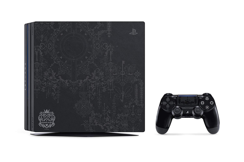 プレイステーション4, 本体 !PlayStation4 Pro KINGDOM HEARTS III LIMITED EDITION PS4