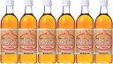 カネショウのお酢類6本の送料無料セット【送料無料】カネショウの「ハチミツ入りんご酢6本」