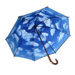 NY近代美術館モマのロングセラー、雨の日でもハッピーな気分に!MoMA スカイアンブレラ 長傘