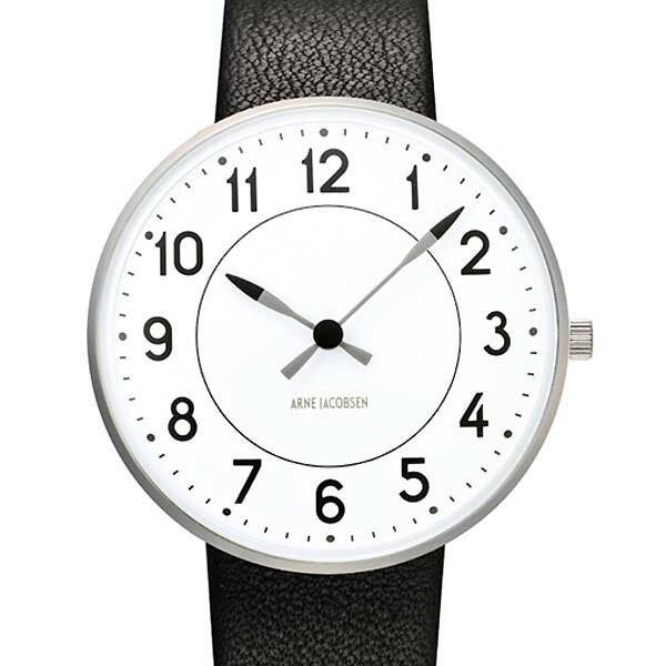 Arne Jacobsen【アルネ ヤコブセン】腕時計 Station ステーション 34mm ウォッチ