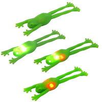 フロッグライト自転車用カエル型LEDライト