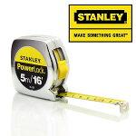STANLEY【スタンレー】PowerLock巻尺メジャー5m