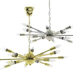 ■レビュー特典!!■スプートニクランプ Sputnik Lamp 18灯