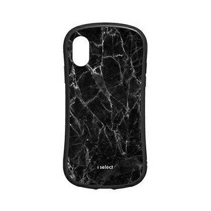 スマートフォン・携帯電話アクセサリー, ケース・カバー i select iPhoneXSMax ISE-03BML