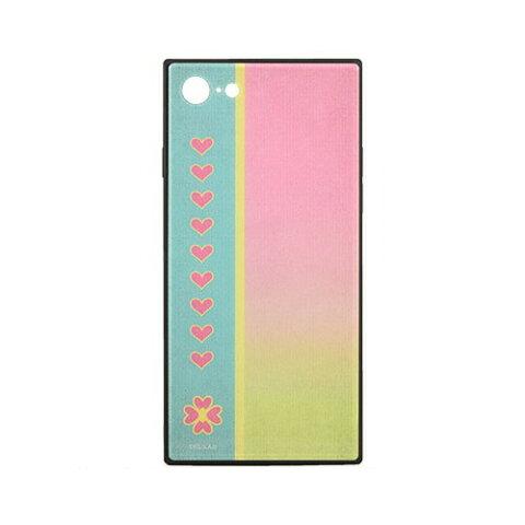 鬼滅の刃 iPhone8/7対応スクエアガラスケース KMY-07J / 甘露寺 蜜璃(かんろじ みつり)