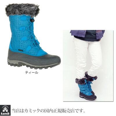 カミックkamikモーメンタムスノーブーツ[全2色](1600398)MOMENTUMレディース(女性用)【靴】_11611F(ripe)