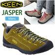 ・キーン KEEN ジャスパー アウトドアスニーカー [アボカド/シトロネル]KEEN JASPER メンズ(男性用)【靴】_11610E(ripe)