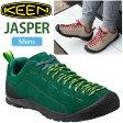 ・キーン KEEN ジャスパー アウトドアスニーカー [グリーンゲイブルス]KEEN JASPER メンズ(男性用)【靴】_11610E(ripe)