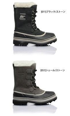 ソレルSORELカリブーウィンターブーツ[全2色]CARIBOUレディース(女性用)【靴】_11610E(ripe)