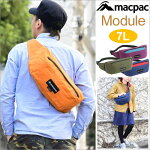 マックパックmacpacモジュールクラシックウエストバッグ(7L)[全4色](MM71708)MODULECLASSICユニセックス(男女兼用)【鞄】_11704F(ripe)