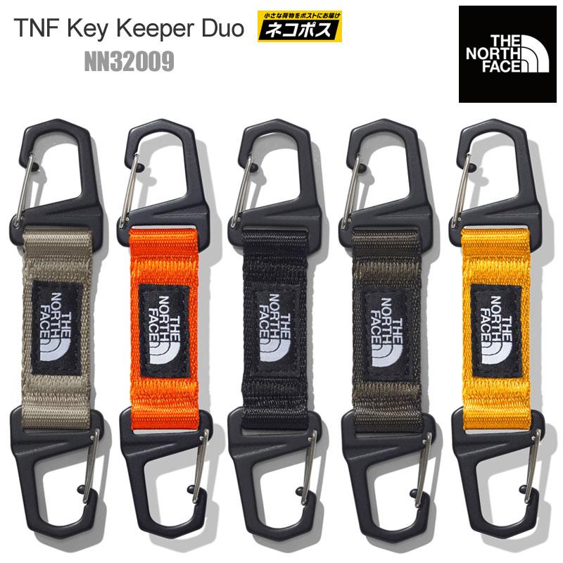 キーホルダー・キーケース, キーホルダー  THE NORTH FACE TNF KEY KEEPER DUO NN32009 21SS2102ripeM 110