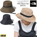 【正規取扱店】ノースフェイス THE NORTH FACE 帽子 レディース メンズ ハイクブルームハット HIKE BLOOM HAT NN02131 21SS 2104ripe[M便 1/1]・・・